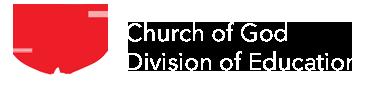Church of God Division of Education Logo